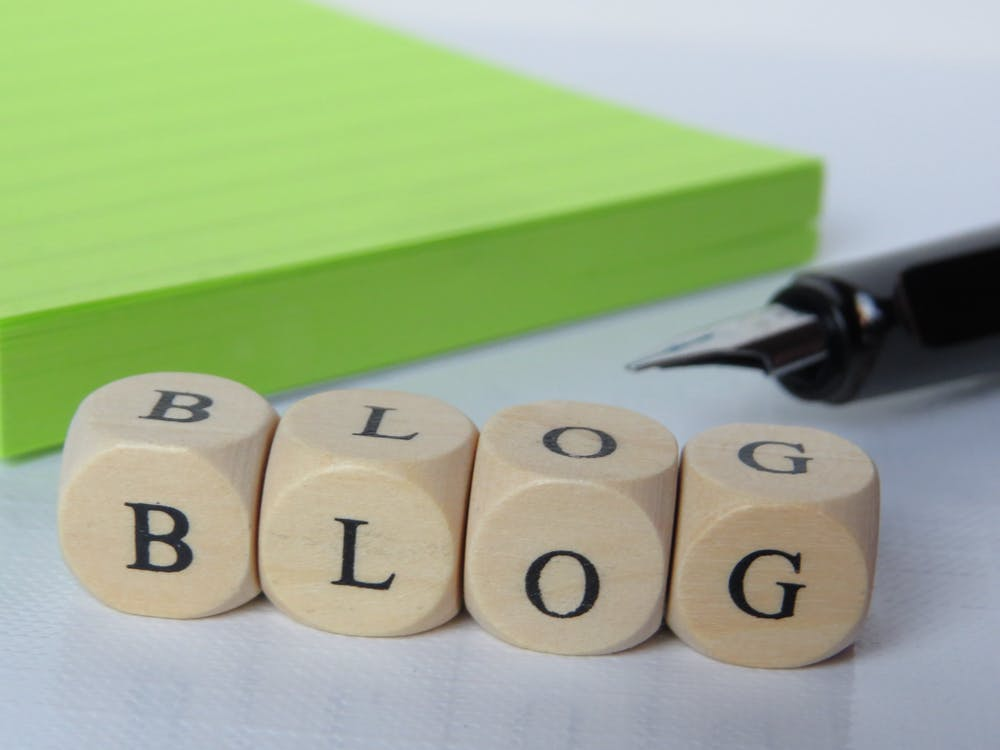 Blogging Can Get Your Business Noticed